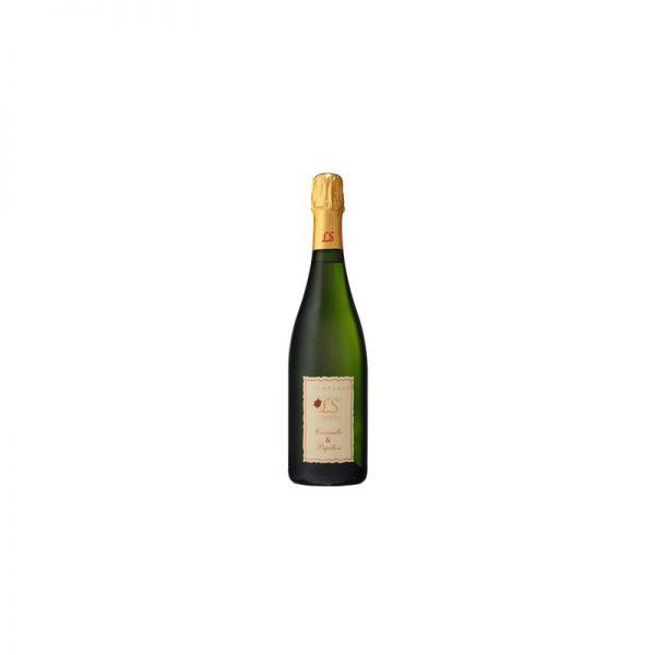 """Champagne """"Cuvée Coccinelle & Papillon"""""""