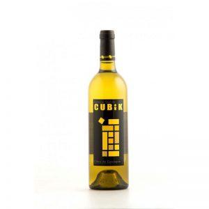 """IGP Côtes de Gascogne """"Cubik Blanc"""""""