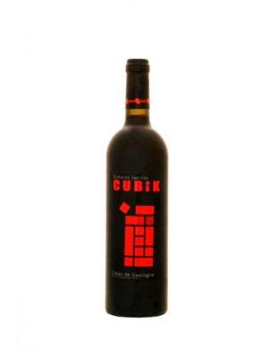 """IGP Côtes de Gascogne """"Cubik Rouge"""""""