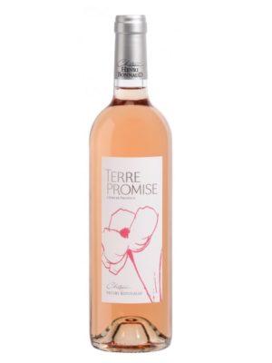 """IGP Méditerranée """"Terre Promise"""" Rosé"""