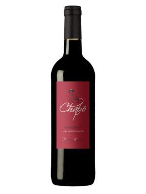 Bordeaux Chapô sans sulfite ajouté
